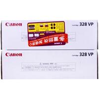 佳能原装正品 CRG-328双包装硒鼓 328墨粉盒 Canon MF 4570dn 4550d 4452 4450