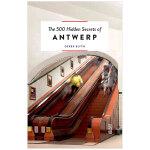 【500个隐藏秘密旅行指南】Antwerp,安特卫普 英文原版旅游攻略
