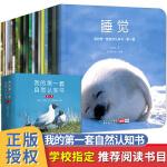 L我的套自然认知书全套20册儿童绘本300余幅珍贵实景图0-3-6-8岁宝宝启蒙认知书幼儿早教书动物植物大自然互动少儿