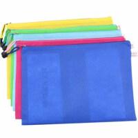 A4-102 文件袋 办公资料收纳袋 医务宣传拉链袋 学生档案袋 颜色*