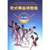 软式棒垒球教程 王祥茂、徐佶、陈小敏、陈文 人民体育出版社