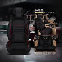 2013款2012款2010老款本田CRV四季通用汽车坐垫全包布艺座垫座套