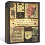 吉尔莫德尔托罗的奇思妙想 英文原版书 Guillermo Del Toro Cabinet of Curiositie