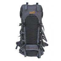 促销 登山包徒步包 户外运动包双肩旅行背包铝板支架55L