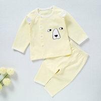 新生儿衣服婴儿宝宝保暖衣套装内衣秋衣冬季春秋打底