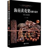正版 海南黄花梨收藏与鉴赏/世界高端文化珍藏图鉴大系 热销图书