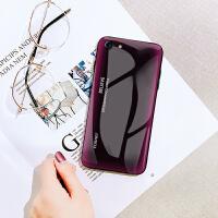 iphonese手机壳5玻璃iphone5se手机套男女款个性创意全包防摔潮抖音苹果5s手机壳