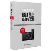 嗨!黑卡索尼RX100拍摄与实践(全彩) 刘征鲁著 9787121287558 电子工业出版社 新华书店 品质保障