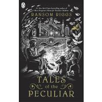 怪屋女孩异能世界 英文原版 Tales of the Peculiar 英文版小说短篇故事 佩小姐的奇幻城堡系列 兰萨姆