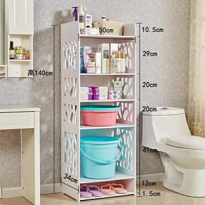 家居生活用品卫生间置物架 洗手间脸盆架落地盆架浴室储物架收纳架整理架