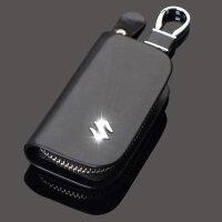 铃木天语sx4钥匙包锋驭维特拉钥匙套真皮遥控保护套扣