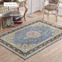 地毯客厅茶几家用地毯欧式床边毯榻榻米地垫沙发地毯美式卧室地毯