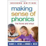 【预订】Making Sense of Phonics, Second Edition: The Hows and W