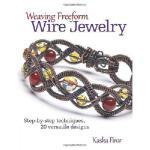 【预订】Weaving Freeform Wire Jewelry: Step-By-Step Techniques,