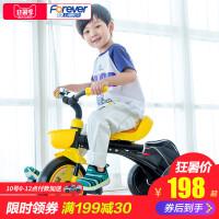 儿童三轮车男女小孩童车3-5岁宝宝自行脚踏车轻便折叠溜溜车
