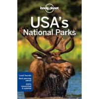 Lonely Planet USA's National Parks 孤独星球:美国国家公园