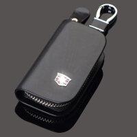 凯迪拉克ATSL/SLS/XTS/CTS/SRX/XT5/CT6遥控真皮汽车钥匙包