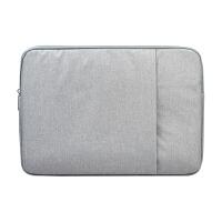 内胆包内胆包12笔记本电脑保护套 毛毡13 15寸手提包黑色ND01 13寸灰色