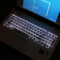 惠普光影精灵3 4代笔记本键盘膜15.6英寸绿刃版PAVILION 15-CC700 15-CB00 轻薄高透 TPU