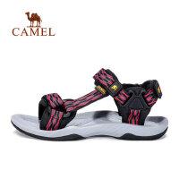 camel 骆驼户外沙滩鞋 春夏情侣款郊游简约休闲凉鞋
