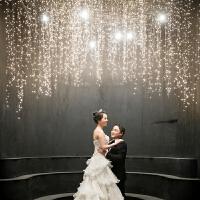 LED星星小彩灯闪灯串灯满天星灯带 户外防水婚庆装饰灯霓虹灯摄影