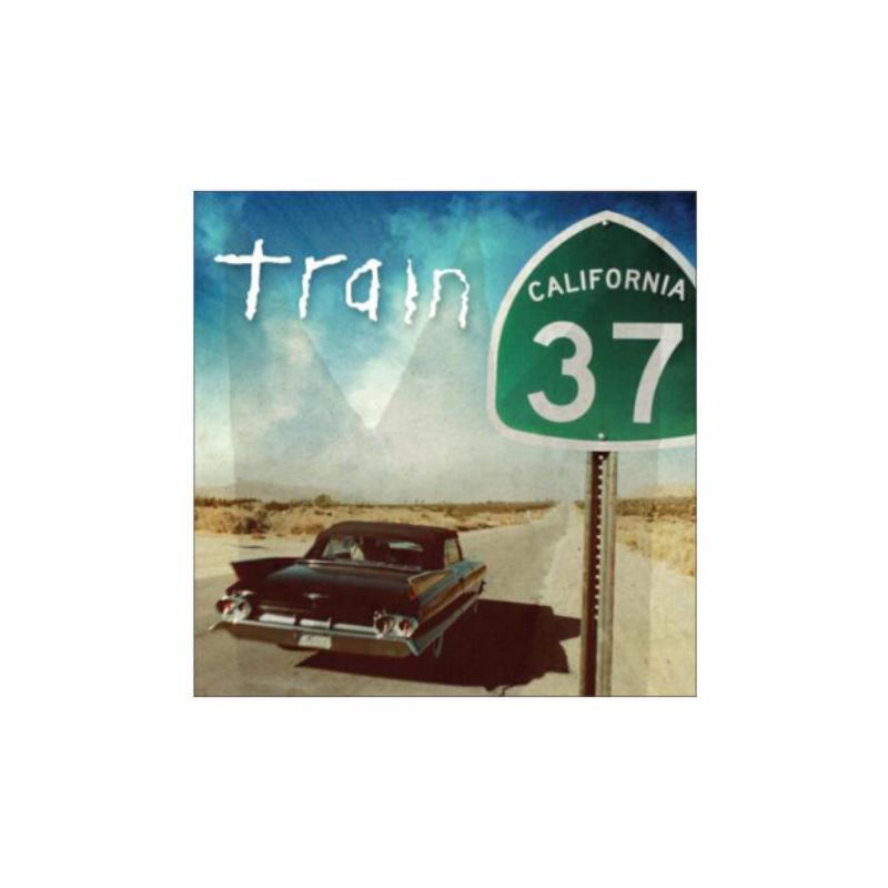 正版音乐 火车乐队Train 加州37号公路California 37 CD 歌词本 【100%正版光盘光碟不是图书!送董明珠说管理在线课程4小时和好父母决定孩子一生在线课程5小时】