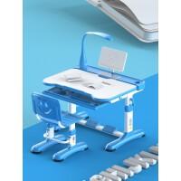 儿童学习桌书桌可升降写字桌椅套装组合小学生男女孩家用作业课桌 3wm