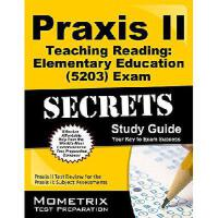 【预订】Praxis II Teaching Reading Elementary Education (5203)