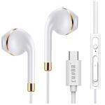 【支持礼品卡+包邮】LUOBR 洛倍尔 Type-C接口耳机 乐视手机耳机 金色G6
