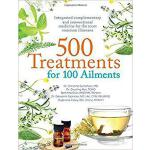 【预订】500 Treatments for 100 Ailments: Integrated Alternative
