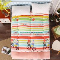 加厚床垫床褥子单人双人1.5m1.8m榻榻米学生宿舍可折叠床垫被床褥