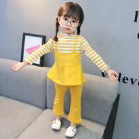 女宝宝秋装0一1-2-3岁韩版潮婴儿衣服女童装冬装反季儿童棉