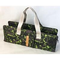 羽毛球包 单肩 休闲3支装 瑜伽包潮流韩版 迷彩绿