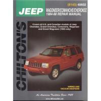 【预订】Jeep Wagoneer/Comanche/Cherokee 1984-98