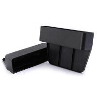 汽车收纳盒车载置物盒车内座椅缝隙夹缝多功能水杯架储物盒箱用品