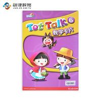 朗文英语直通 tot talk 6级别配套英语卡片 教师卡片 大卡