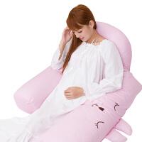 护腰侧睡枕孕妇枕头u型枕 孕妇睡觉侧卧枕孕托腹抱枕怀孕期