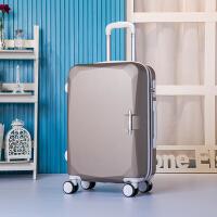 拉杆箱26寸万向轮女士学生行李箱24寸旅行箱子母20登机箱旅游箱包SN4449 26寸【买一送十 终身保修】