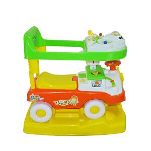 【当当自营】炫梦奇 婴儿摇摇车学步车儿童滑行车摇摇车 三合一小孩脚踏车 XMQ0611滑行童车
