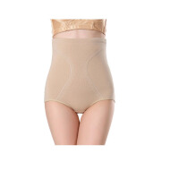 收腹裤大码束腹 高腰内裤女士棉收腹塑身美体裤束腹产后