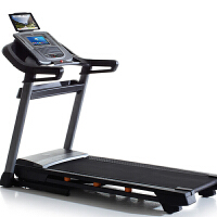 美国ICON爱康 诺迪克跑步机家用彩屏智能静音电动折叠 健身器材