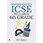 【预订】Mathematics - Icse Syllabus 6th Grade 9781643241685