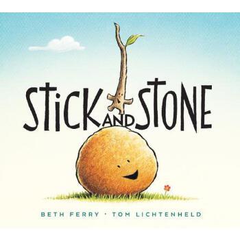 【预订】Stick and Stone (board book) 预订商品,需要1-3个月发货,非质量问题不接受退换货。
