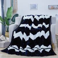 ???双层加厚毛毯拉舍尔双人保暖盖毯学生宿舍单人冬季被子珊瑚绒毯子