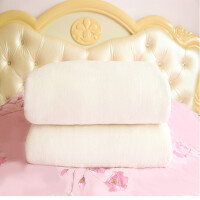 湖北棉絮弹棉花被儿童冬被加厚保暖纯手工棉被定做婴儿被子垫被芯