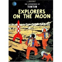 The Adventures of Tintin: Explorers of the Moon 丁丁历险记・月球探险 ISBN 9780316358460