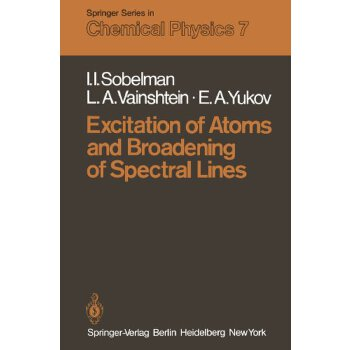 【预订】Excitation of Atoms and Broadening of Spectral Lines 9783642965586 美国库房发货,通常付款后3-5周到货!