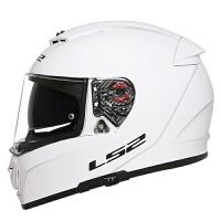摩托车头盔男女士全覆式双镜片街跑赛车盔四季防雾全盔FF390 X