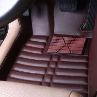专车专用一次成型热压痕全包围后连体汽车脚垫 宝骏车系专用