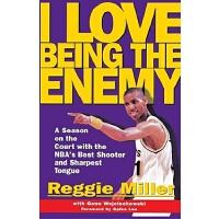 英文原版 雷吉米勒自传 Reggie Miller《你好,旧时光》里面女主送男主生日礼物书 I Love Being